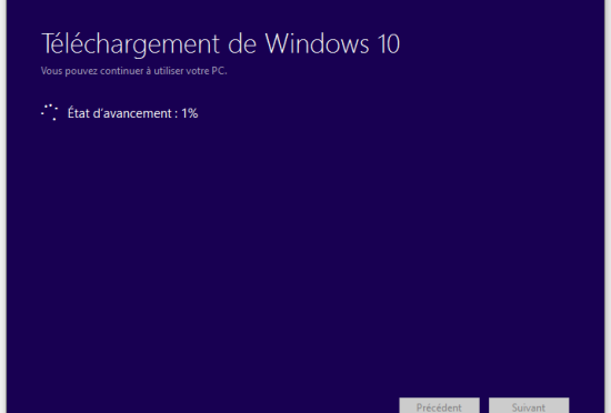 Microsoft ne propose plus la nouvelle version Windows 10 « 1511 » en téléchargement