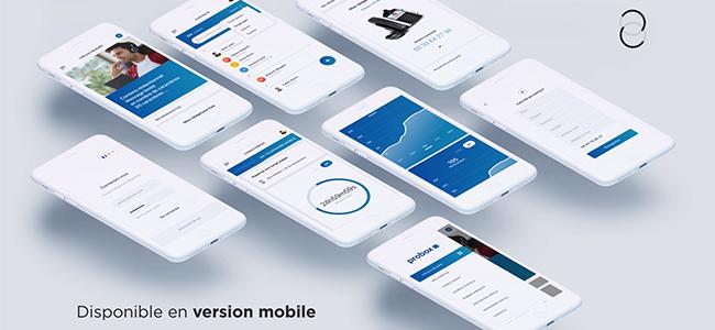 Téléphonie M2N Convergence – Nouvelle interface utilisateur